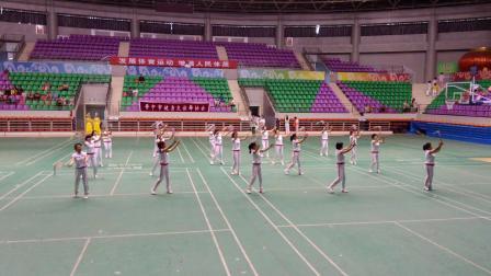 柔力球小苹果剑舞瑛姿团队2015年6月3日