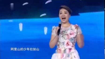 吴彦凝歌曲《阿里山的姑娘》