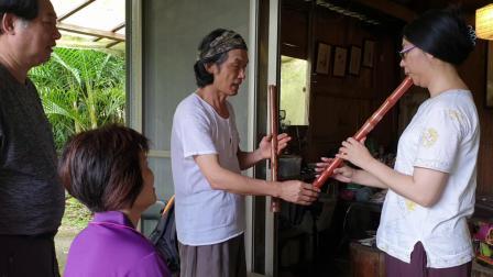飄泊的人《旅鴨》-文松尺八簫製作演奏