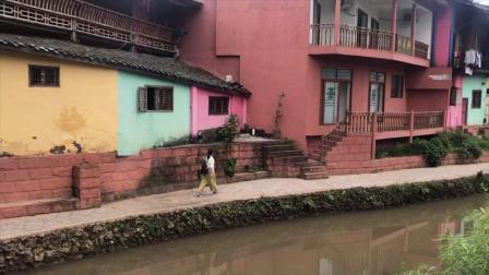 2019-07-25邛崃大同彩色小镇
