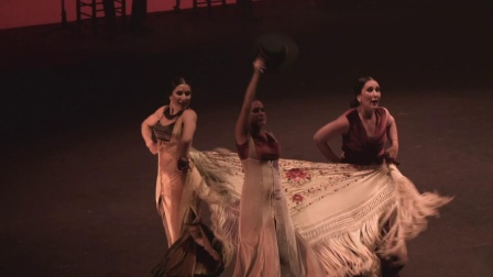 Mercedes Ruiz, Tauromagia. Promo Video. Flamenco Ballet. Flamenco Manager