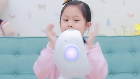 智能机器人玩具对话儿童学习早教机wifi男女小孩人工陪伴ai语音聊天影片点读机小胖小帅高科技多功能益智教育