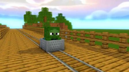 我的世界动画-怪物幼儿园-凋灵骷髅-MechanicZ