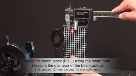 Laser Beam Expander