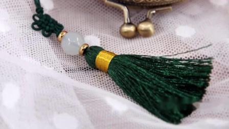 七夕节礼物 零钱包口金包 手工diy製作礼物刺绣贴不织布材料包