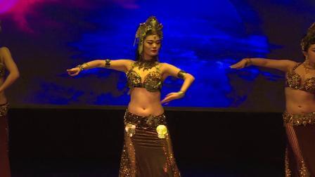 《三位女神》    丝路东方舞团    携手东方舞明星专场演出