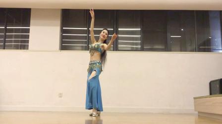 陈鹂舞蹈——简单易学肚皮舞,欢快活泼(欢乐的跳吧)