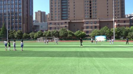 知鸟声中的足球训练——记上海市长宁区部分校园足球精英暑假训练