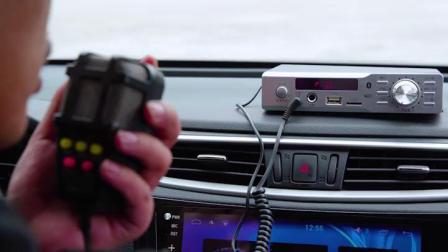 金正JZ-28车载宣传扩音器喇叭喊话器12V24V 车顶叫卖户外喇叭扬声