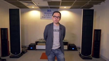 [內建字幕] 香港全頻靜電喇叭King's Audio KS-17