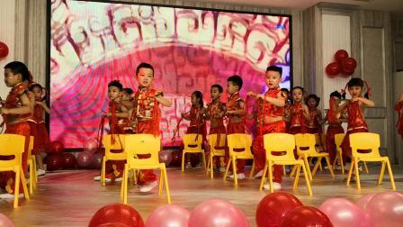 幼儿园舞台表演:《中国范儿》