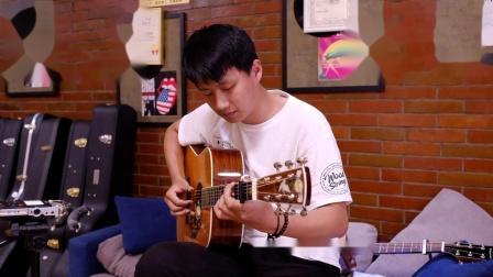 2019卡马杯第二届全国原声吉他大赛初赛赵正Baby's coming home