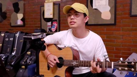 2019卡马杯第二届全国原声吉他大赛初赛 郑茂 思念人之屋
