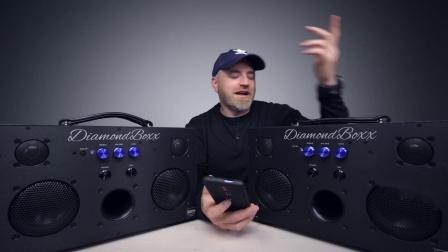升级后的派对利器!DiamondBoxx M3 蓝牙音箱开箱