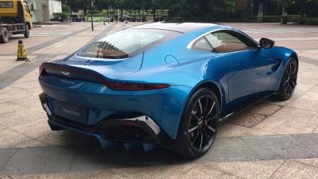 新款阿斯顿马丁到店- Aston-Martin DB11 Volante V8 / Vantage V8