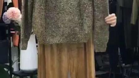 阿莱贝琳朗文斯汀品牌女装折扣店价格厂家女式服装尾货批发加盟