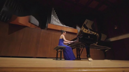 Juilliard Paul hall Chopin Nocturne op27-1 (16yrs)