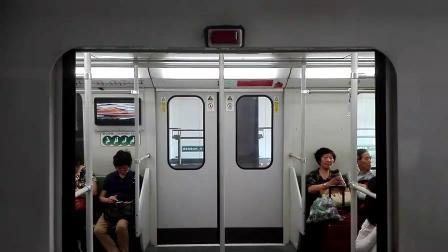上海地鐵所有系列車輛拍車集錦