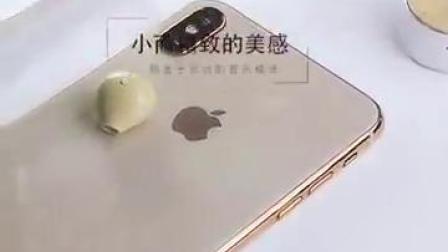 miniF8真无线隐形蓝牙耳机苹果 华为小米 oppo iPhonex安卓通用超小型单耳运动跑步迷你入耳塞式女生款可爱