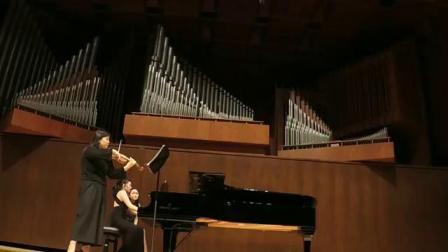 Mozart Sonata In F Major for Violin and Piano K376