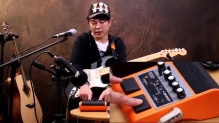 JOYO卓乐 JAM BUDDY 踏板式迷你可携式 充电蓝牙电吉他音箱效果器