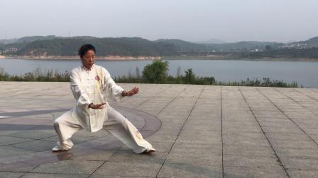 龙门太极十八组二十九式 演练者:崔桂荣