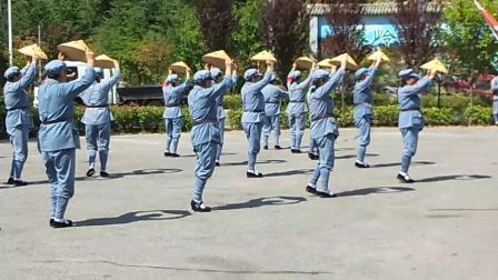 舞蹈《十送红军》纳新视频