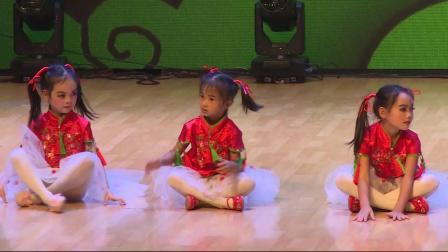 《拍拍手》元谋县小舞星艺术培训学校