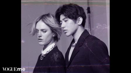 VogueMe八月刊 x 蔡徐坤 封面拍摄花絮