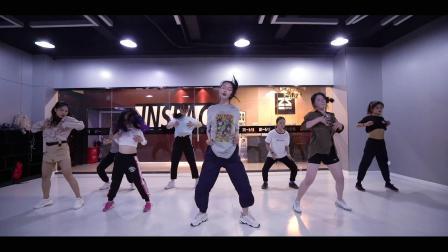 INSPACE舞蹈-CC老师-Jazz进阶课程代课视频