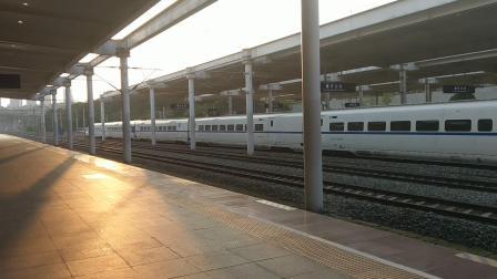 D2237南昌-成都东重庆北站发车18:56