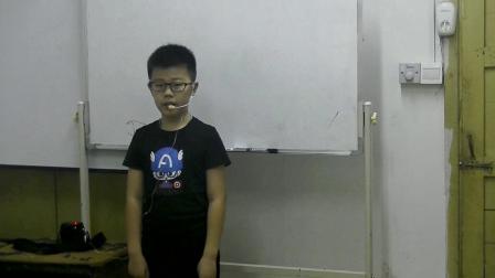 英语小演讲 江纺教室