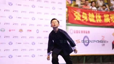 2019 丽水 全国轮滑锦标赛 少男花桩 甲组 6th 杨俊熙