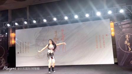 杭州市太拉国际东方舞瑜伽培训学校 —— 太拉国际漫漫导师又是满满的🏆,每逢出战,必满载而归🤩🤩分享一支漫漫老师亚军作品鼓舞。