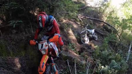 Hard Enduro Struggles