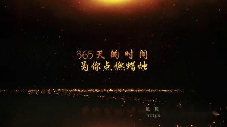 1377 超唯美浪漫温馨星光金色粒子掉落生日祝福生日快乐婚礼字幕文字标题动画视频AE模板 ae片头 pr 视频制作