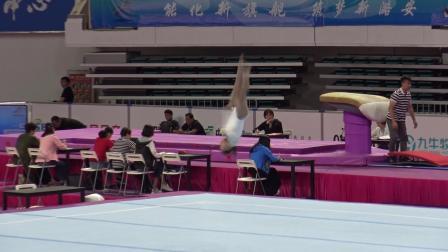 郭恩溪 - Guo Enxi (许昌) FX PT 2nd Youth Games 2019 太原