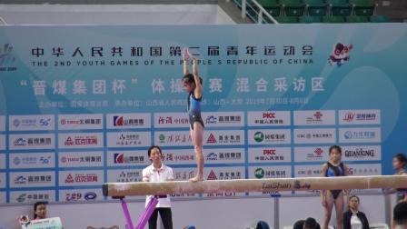 张佳琪 - Zhang Jiaqi (江苏) BB PT 2nd Youth Games 2019 太原