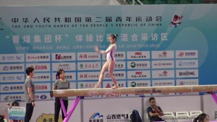 张迪 - Zhang Di (上海) BB PT 2nd Youth Games 2019 太原