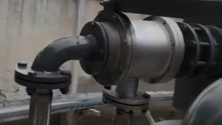 污泥浆叶干燥机客户现场-常州市赣林干燥工程有限公司