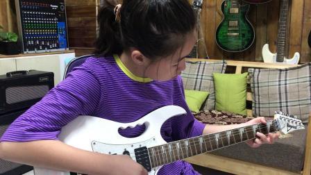 《勇敢的心》于子淇 鲅鱼圈王涛吉他工作室