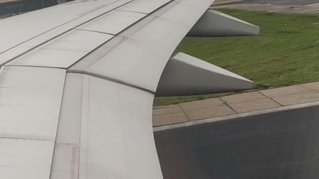 中国国际航空空客A350-941世园号起飞