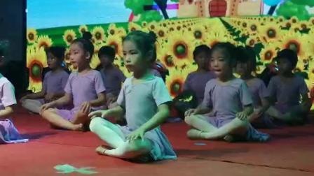 马集镇博博艺术培训中心《大脚丫小脚丫,考级舞蹈》