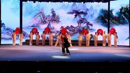 八五三农场雁窝岛太极拳运动协会 武韵中华