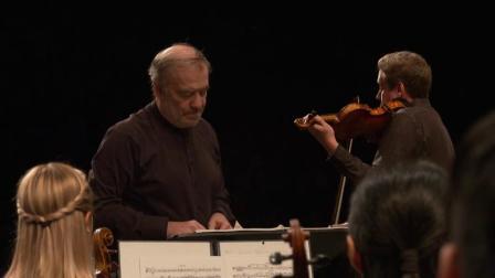 《巴托克第二小提琴协奏曲》《肖斯塔科维奇第五交响曲》指挥:吉杰耶夫 2019年7月18日瑞士韦尔比耶音乐节