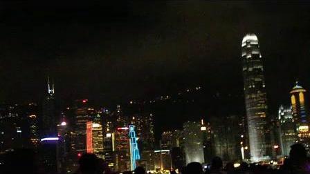 20130804香港维多利亚港夜景维多利亚