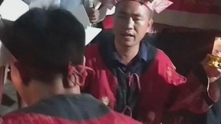务川仡文化舞香花灯道教茅天镇陈子村