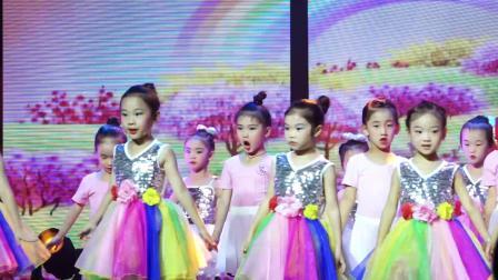 津市红舞鞋舞蹈学校——2019舞蹈专场《尾声-祖国的花朵》