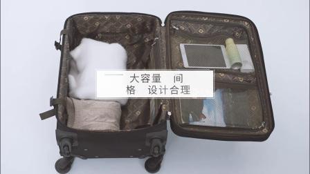 瑞士军刀牛津布拉杆箱男万向轮大容量行李箱帆布大学生旅行皮箱子