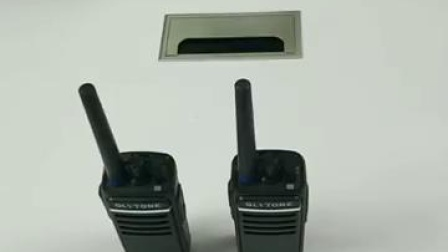 无线对讲机户外自驾旅游建筑工地物业管理耳机保安紧急应急语音通话无线呼叫器小型一对多公网机大功率手持机